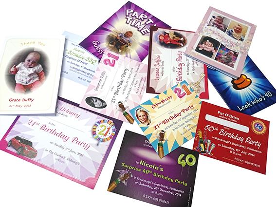 Birthday Invitations, 21st Birthday Invitations